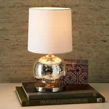 Mini Abacus Table Lamp Mercury