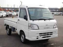 100 Japanese Truck DAIHATSU Hijet AC PS SPECIAL Used Vehicles Exporter