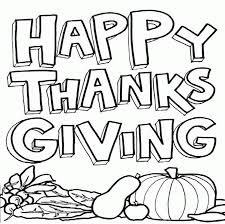 Thanksgiving Coloring Pages Kindergarten Free Simonschoolblog For Kids