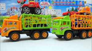 100 Toy Grain Trucks Kid Video Get Alot Of Truck Toys Car Toys From Farm Trucks YouTube