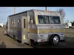 Road Trip In A 1970 Dodge Motorhome Santa Fe NM To Texarkana AR