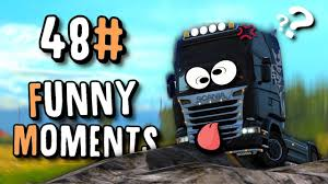 Euro Truck Simulator 2 Multiplayer | IDIOTS ON THE ROAD & Funny ...