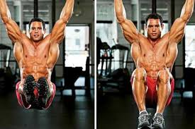 Hanging Leg Raisescaptains Chair Abs by Build A Strong Six Pack With Hanging Leg Raises Fitness And Power