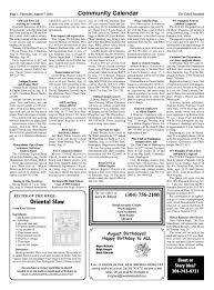Wv Pumpkin Festival Pageant by The Cabell Standard August 7 2014 By Pc Newspapers Issuu