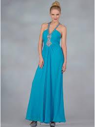 chiffon halter evening dress sung boutique l a