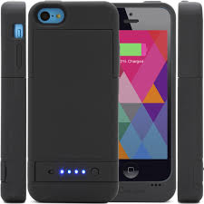 PowerGlider Rechargeable External Battery Case [iOS 7 patible