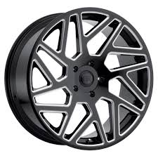 100 Big Truck Rims Cyclone By Black Rhino