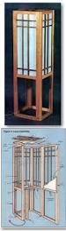 prairie table lamp plans woodworking plans and projects