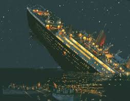 Titanic Sinking Animation National Geographic by North Atlantic Ocean Where Titanic Sank
