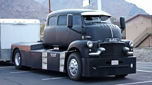 GMC Cab-Over/Suburban/Kenworth D300 Pull Truck (article In Comments ...