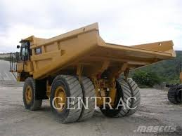 Used Caterpillar -771d Articulated Dump Truck (ADT) Year: 2006 Price ...