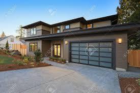 100 Contemporary House Siding New Construction Home Exterior With Contemporary House Plan