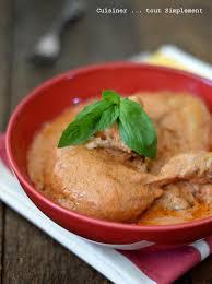 cuisiner simplement poulet au vinaigre et à la moutarde cuisiner tout simplement