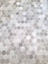 Hexagon Sheet Vinyl Flooring