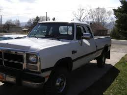Dodge RAM 250 Questions - What Is An Average Price For A Used 1993 ...