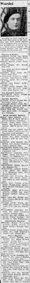 100 Archibald Jones Clipping From The Winnipeg Tribune Newspaperscom