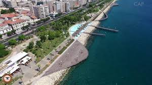 100 Molos Limassol Promenade Park Cyprus YouTube