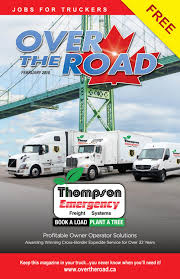 OTR February 2018 By Over The Road Magazine - Issuu Truck Driver Careers Kansas City Mo Company Drivers May Trucking Might Be The Worst Youve Ever Seen Why I Decided To Become A Big Rig Return Of Kings Straight Carriers Pictures How Much Money Does A Saighttruck Driver Make Tempus Transport What Are The Highestpaying Driving Jobs Class Any Tanker Companies Hire Out School Page 1 Leading Professional Cover Letter Examples Zipp Express Llc Ownoperators This Is Your Chance To Join Truck Job Description For Resume Medical Labatory Now Hiring Otr Cdl In Letica Hammond In