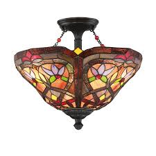Oil Rain Lamp Instructions by Shop Semi Flush Mount Lights At Lowes Com