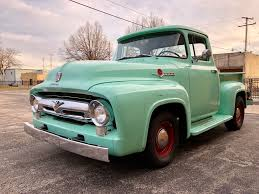 1956 Ford F100 Hot Rod Pickup | Colin's Classic Auto