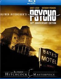 100 Blu Home Video PSYCHO Ray Paramount 1960 Universal