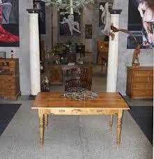 wohnideen antike esstische nach mass gefertigt jetzt
