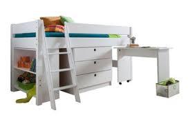 lit et bureau enfant lit bureau combiné darty
