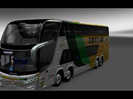 Video Games 4 Playing: MARCOPOLO G7 8X2 Euro Truck Simulator 2 Mod