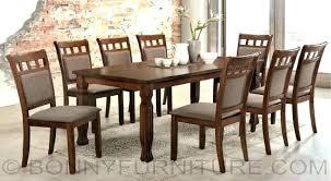8 Chair Dining Set Room Table Stylish Modern Octave