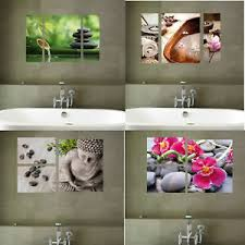details zu badezimmer aufkleber deko set wandbilder