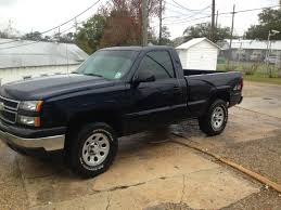 100 2007 Chevy Truck For Sale Chevy Silerado 4x4 Single Cab Chevrolet Um