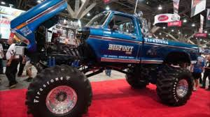 2017 SEMA SHOW Las Vegas  The Original Bigfoot Stomps ! - YouTube Zf Group On Twitter The Myth The Legend Original Monster Mansfield Ohio Motor Speedway Monster Truck Stampede Bigfoot 1 Original Blue Rc Madness Bigfoot 4x4 Gains Air Time With Line Of Bobbleheads Usa1 Trucks Wiki Fandom Powered By Wikia Traxxas Classic 110 Scale Rtr 15 Most Famous Of All Time Downshift Episode 34 No1 2wd Bob Chandler Make Rare Public Appearance During 2017 Engine Ford X And Offroad Ms