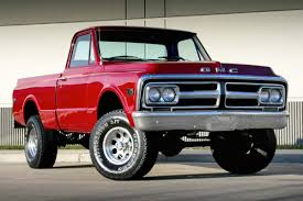 100 Classic Industries Truck On Twitter This 72 GMC 4x4 Pickup Looks