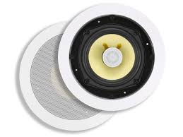 Sonos Ceiling Speaker Recommendation by Caliber In Ceiling Speakers 5 25in Fiber 2 Way Pair Monoprice Com