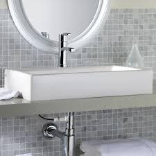 studio above counter bathroom sink american standard