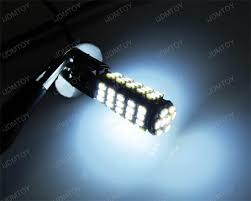 bright 68 smd h3 led bulbs for fog lights or driving lights