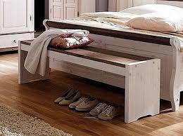 massivholz schlafzimmer set komplett 8teilig weiß kolonial kiefer