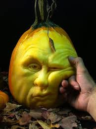 Funny Pumpkin Carvings Youtube by Really Cool Pumpkin And Sand Carving Bear Tales
