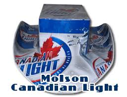 Molson Canadian Light Beer Hat