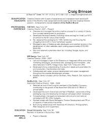Sample Creative Director Resume S 1 17