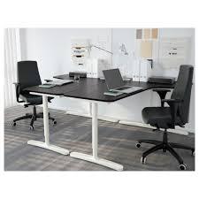 Galant Corner Desk A Leg Type by Bekant Corner Desk Right White Ikea