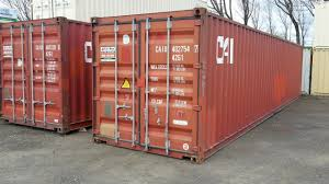 100 Shipping Containers 40 SHIPPING CONTAINER IICL ECONOMY GRADE CTBUEG CitiBox