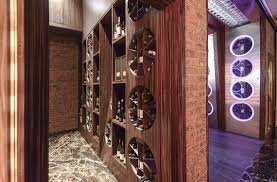 100 Wine Room Lighting Commercial Wine Cellar Wooden Integrated Lighting