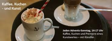 kaffee kuchen und kunst die advents sonntage im