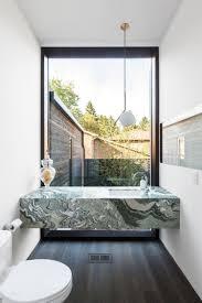 grüner marmor trend wohnen badezimmer waschbecken