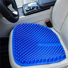 Silica Gel Car Seat Cushion Non Slip Chair Pad For Office Truck Home ... Quality Breathable Flax Fabric Car Seat Cushion Cover Crystal New Oasis Flotation Truck Specialists Silica Gel Non Slip Chair Pad For Office Home Cool Vent Mesh Back Lumbar Support New Universal Size Cheap Cushions Find Deals On Line At Silicone Massage Anti The Shops Durofoam 002 Chevy Tahoe Dewtreetali Beach Mat Sports Towel Fit All Wagan Tech Soft Velour 12volt Heated Cushion9438b