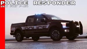 100 Ford Police Truck 2018 F150 Responder YouTube