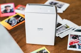 Fujifilm s instant photo printer is finally out of its awkward