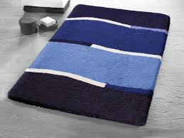 Royal Blue Bath Mat Set by Dark Blue Bathroom Rugs Microfiber Rectangle Blue Bathmats Rugs
