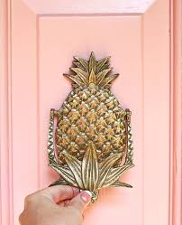 Pineapple Door Knocker Best 25 Pineapple Door Knocker Ideas